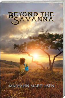 Beyond The Savanna Cover, Maryann Martinsen